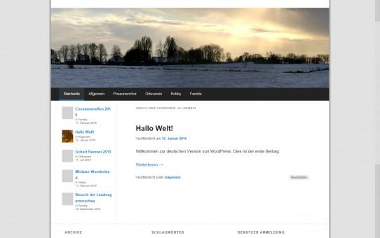 Richards Homepage